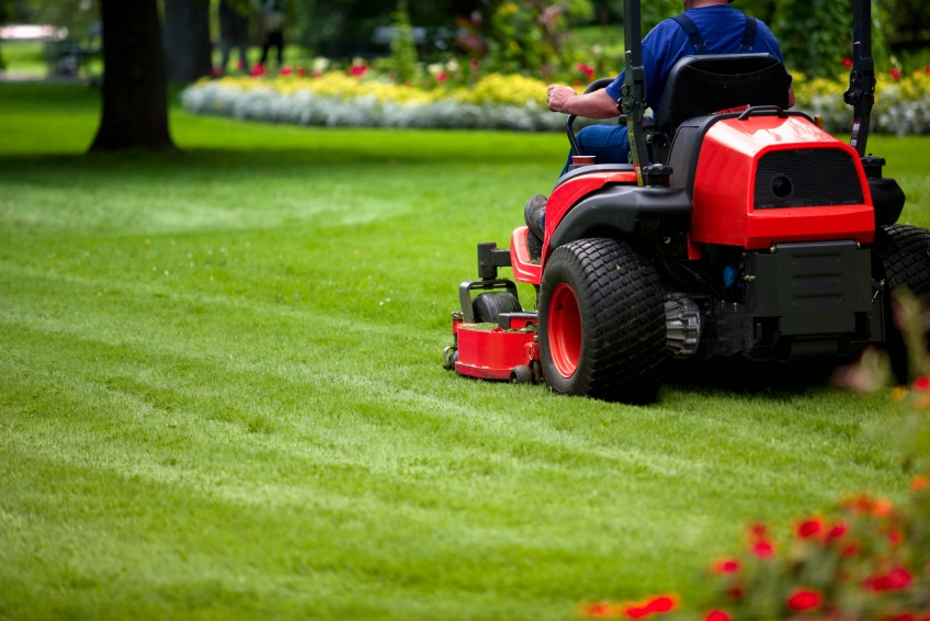 Lawn maintenance all seasons lawn care for Gardening and landscaping services