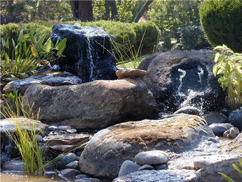 Water Features All Seasons Lawn Care