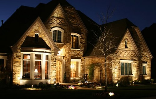 landscape lighting all seasons lawn care
